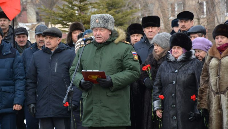 Башкирское республиканское отделение «Боевое братство» провело в феврале патриотические мероприятия